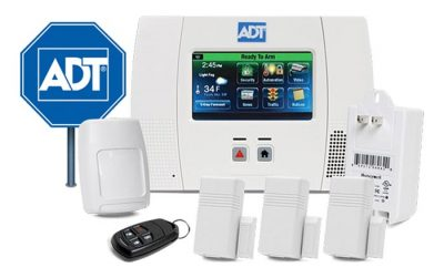 adt home security equipment