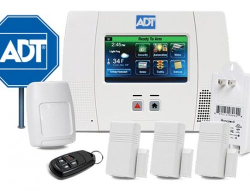 ADT Panic Button | ADT Home Security Systems & Alarms