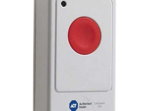 ADT Panic Button